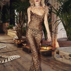 Bohemian Rock Dress