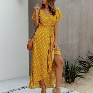 Bohemian Maxi Dress for Women
