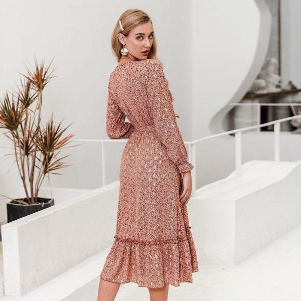 Chic Bohemian Dress