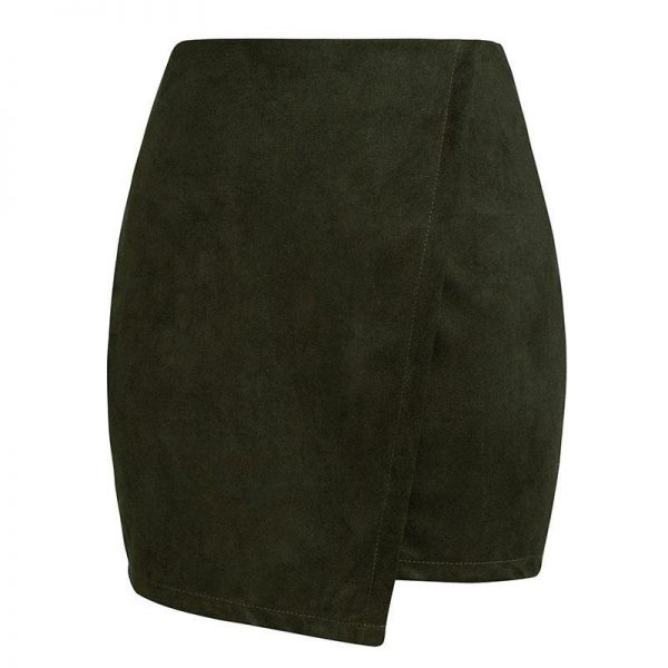 Hippie Spirit Vintage Short Skirt