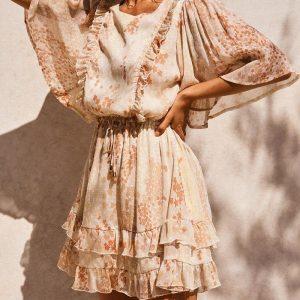 Bohemian Short Dresses