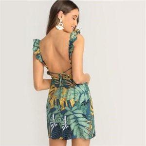 Bohemian dress trend