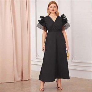 Dress boheme chic big size