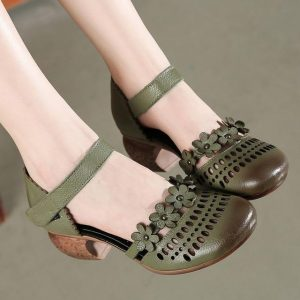 Bohemian Autumn Shoes