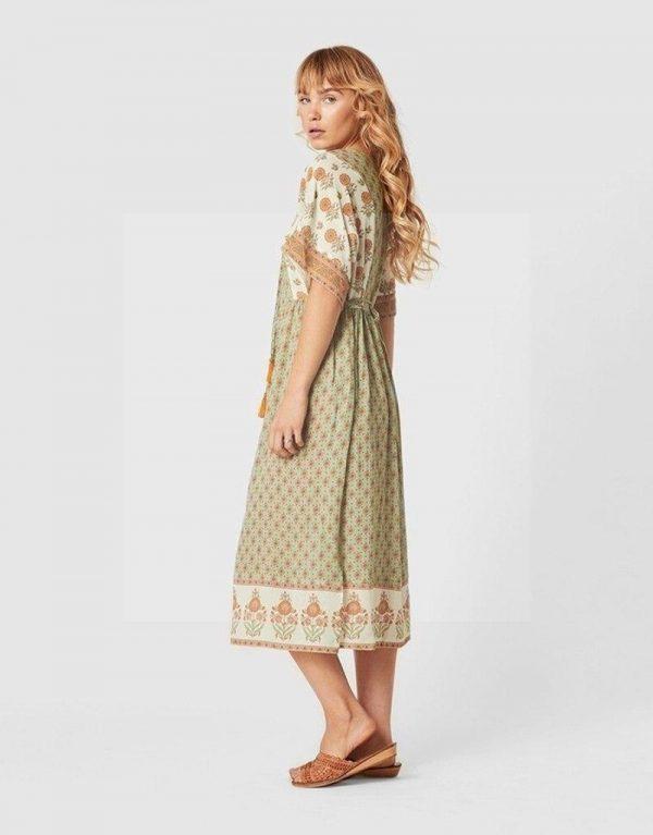 Bohemian summer dress 2019