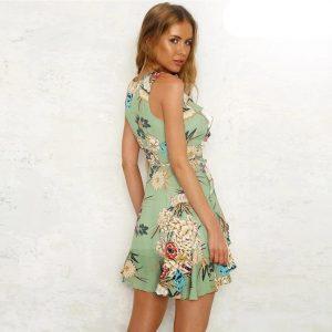 Hippie chic floryday dress