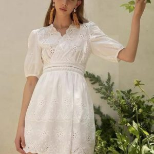 Hippie chic dress luxury