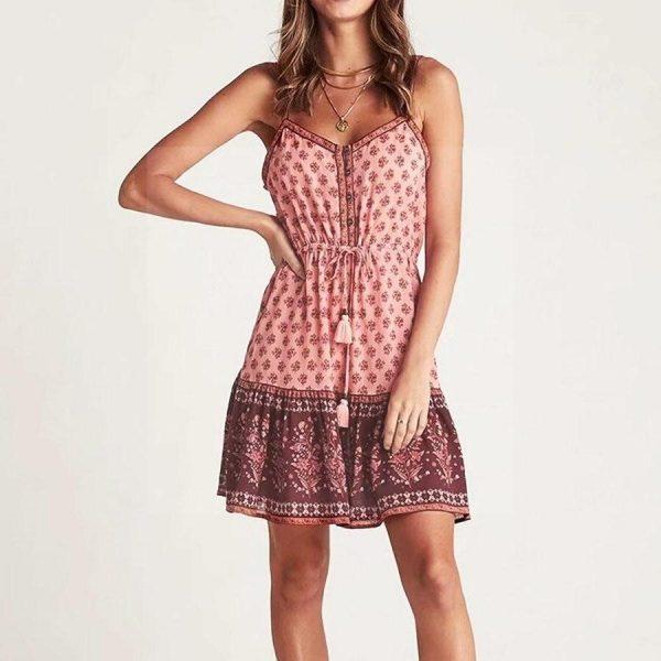Hippie beach dress